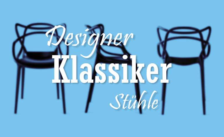 Welche Designer Stühle Klassiker gibt es?