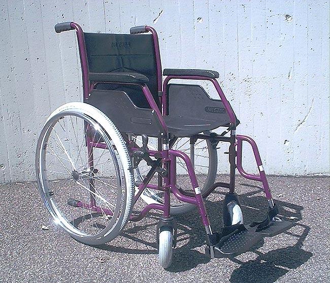 Welche Probleme haben Rollstuhlfahrer im Alltag?