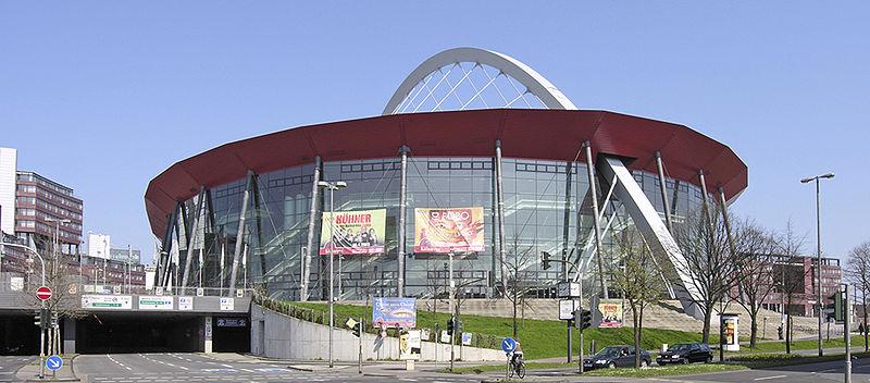 Größte Halle in Deutschland: Kassel baut Netcom World