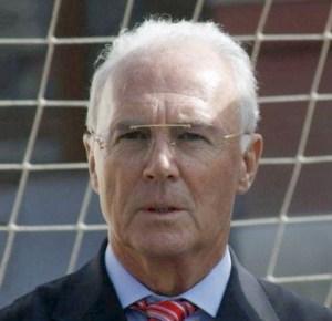 """Will die WM nach München holen: """"Kaiser"""" Franz Beckenbauer"""
