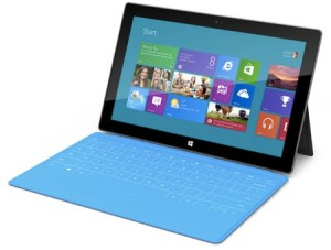 Surface: Microsoft setzt bei Tablets auf vertikale Integration