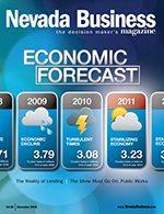 Nevada Business Magazine December 2010 Issue