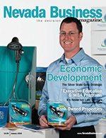Nevada Business Magazine January 2010 Issue