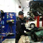 Constant Training Keeps Park Place Infiniti Technician Sharp