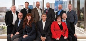 Executives representing technology and communication companies met to discuss the challenges of their industry as options and demands become more complex.