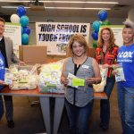 Cox Employees Supports Project 150 By Assembling 500 Hygiene Kits To Benefit Homeless Students During National Volunteer Month