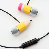 Magic Pencil Headphones