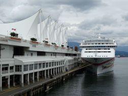 Norwegian Sun in Vancouver