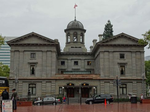 Pioneer Courthouse