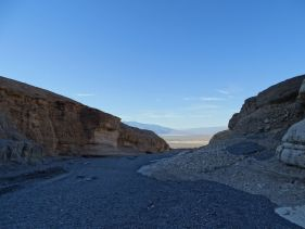 Mosaic Canyon
