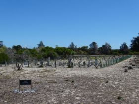 Lepra-Friedhof