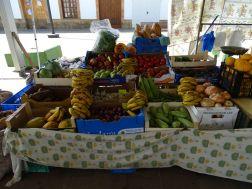 Bauernmarkt in Teror