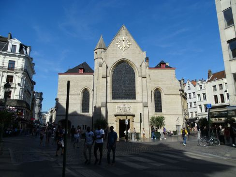 St. Nicolas Kirche, Brüssel
