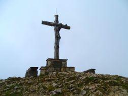 Gipfelkreuz am Neunerköpfle