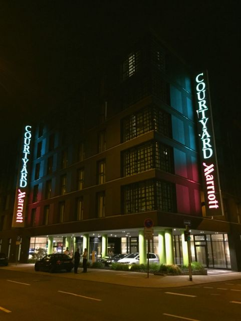 Courtyard by Marriott Köln