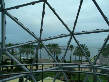 Blick auf die Tampa Bay