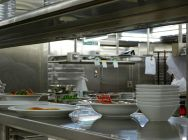 Behind the Scenes Tour - Galley