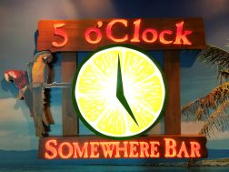 5 o'Clock Somewhere Bar