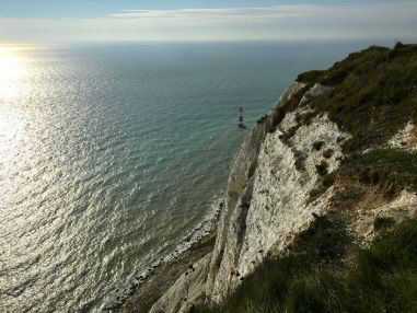 Beachy Head, Südengland