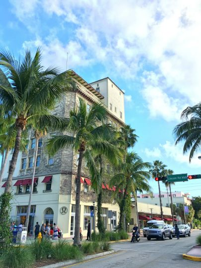 Lincoln Road Mall, Miami
