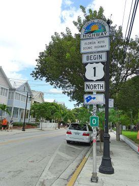 U.S. Highway 1, Key West