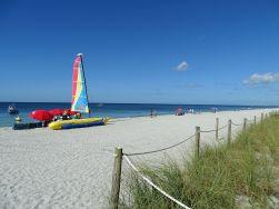 Captiva Island, Public Beach