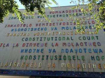 Verfassungsgericht, Constitution Hill
