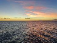 Sonnenuntergang in Fort Myers Beach