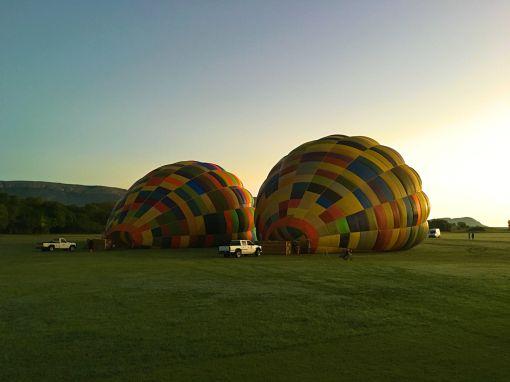 Bill Harrop's Ballon Safari