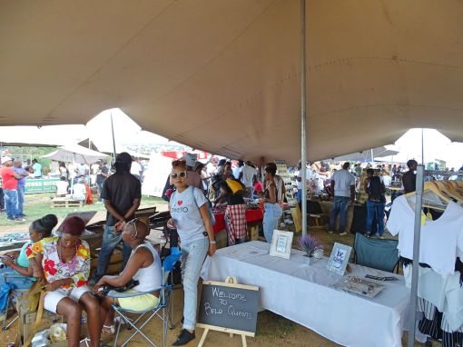 Locrate Market, Soweto