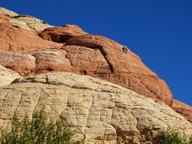 Kletterer im Red Rock Canyon