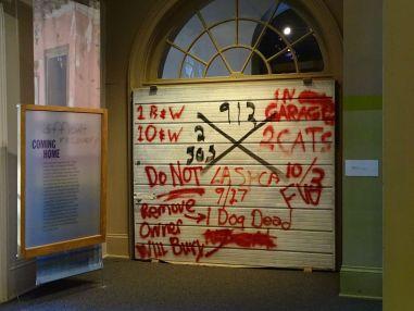 Ausstellung zum Hurrikan Katrina