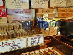 Zigarrenverkauf, Old Town San Diego