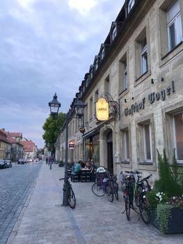 Abendstimmung in Bayreuth