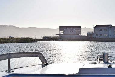 Sunset Cruise in der Knysna Lagune