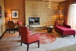 Großzügiger Wohnbereich, Conrad Pezula Resort & Spa