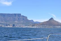 Katamaran-Tour in der Table Bay