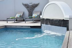 Pool, Hotel M Onrus