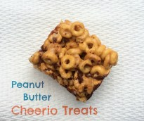 how to make marshmallow treats with cheerios