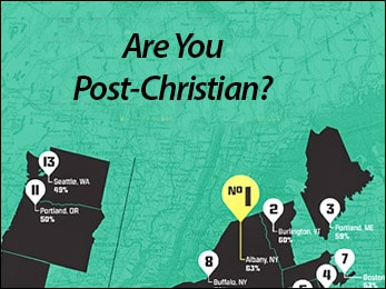 Are You A Post-Christian?