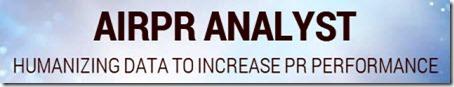 AirPR Analyst