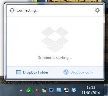 dropboxisstarting