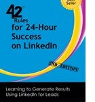 FIR Interview: Chris Muccio, author, 42 Rules for 24-Hour Success on LinkedIn