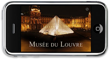louvre-iphone
