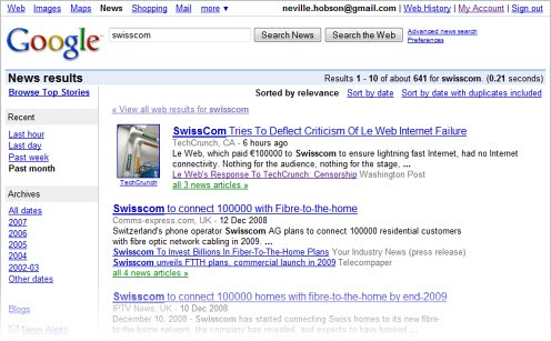 swisscom-googlenews