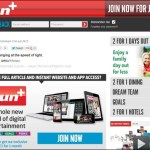 The Sun's 'walled content garden' brings together print and digital