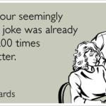 Tweeting a joke can be no joke