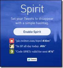 Spirit for Twitter