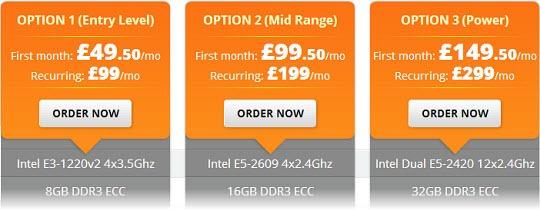 WHB UK dedicated servers