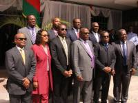 Members of the Federal Cabinet of St. Kitts and Nevis